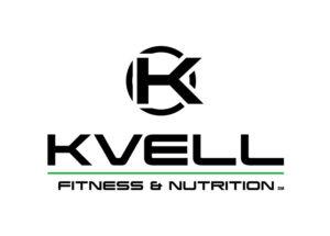 Logo - Kvell Fitness & Nutrtion